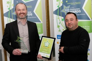 BSW Building Services were awarded 'Boiler & Renewables Installer of the Year' at the British Green Deal & Eco Awards ceremony