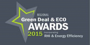 Regional Green Deal and Eco awards 2015