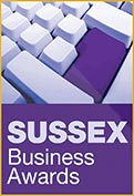 Sussex Business Award Logo
