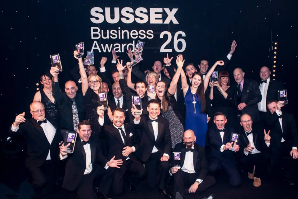 Sussex Business Group Photo